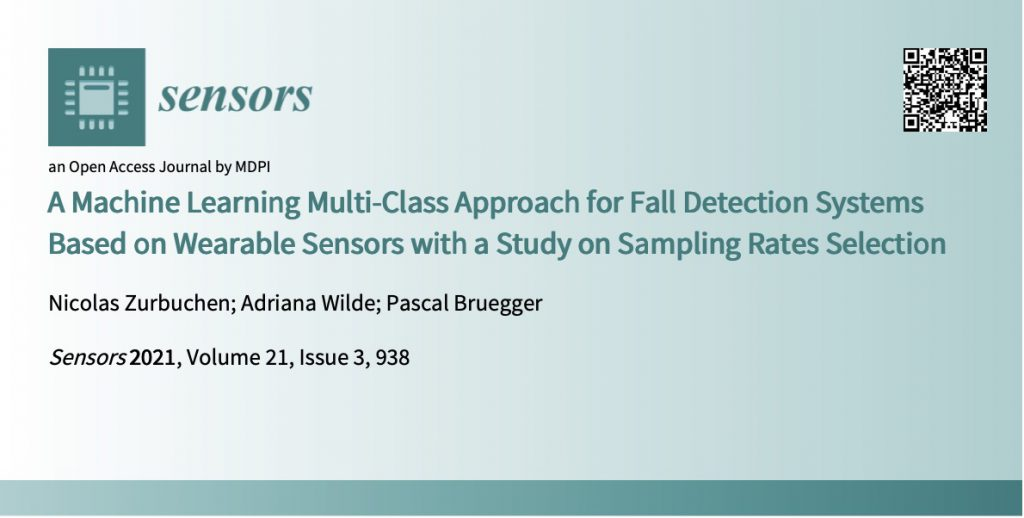 Sensors Magazine - A Machine Learning Multi-Class Approach for Fall Detection Systems Based on Wearable Sensors with a Study on Sampling Rates Selection
