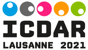 Logo of the International Conference on Document Analysis and Recognition